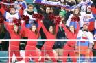 [평창 NOW] 관중석은 또 다른 경기장…응원전도 올림픽 클래스