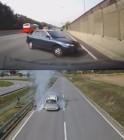 '맨 인 블랙박스' 고속도로 교통상황, 공기터널 현상 대형사고 '조심'
