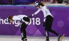최민정·심석희, 쇼트트랙 1000m 결승서 메달 사냥 실패