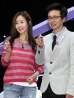 방송인 김국진-강수지, 철통보안 속 백년가약