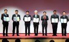 박강현 상무·권태호 이사 안전公 표창