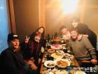 '나 혼자 산다' 박나래, 성훈·전현무·한헤진·이시언 등과 회식 모습 공개