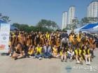 오송고 봉사단, '사할린 한인 영주 귀국동포 의료비 지원' 바자회 개최