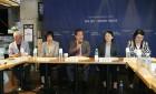 """""""젠더폭력이 뭐냐?""""…홍준표, 한국당 행사에서 '망신살'"""