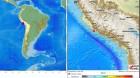 페루 리마 남동쪽 483㎞ 지점서 규모 7.1 강진