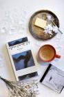 [낮책밤책]한잔의 커피로 시작하는 겨울 아침, 방탄 커피
