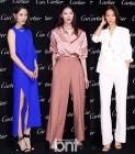 이현이-곽지영-김민정, 블링블링 모델 패션