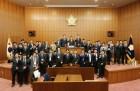 JCI-JAPAN WAKAYAMA 의정부시의회 방문