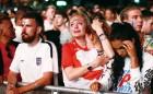photo news | 잉글랜드의 눈물…52년 만의 월드컵 우승 꿈 무산