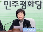 """조배숙 """"드루킹, 대선 경선부터 문재인 지지 활동 의심"""""""