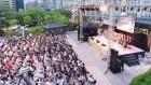 cpbc 30돌 공개방송, '명동이 후끈'