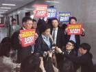 민주당 광주 서구갑 전략공천, 반발 지속