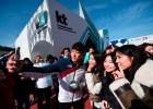 KT, 5G 홍보관서 루지 대표팀 소통 이벤트