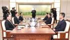 평창동계 올림픽 오염 남북한 정치쇼, 위장평화쇼