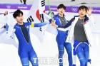 [평창] 30살 이승훈+합쳐 36살 김민석·정재원이 일군 은메달…'신구조화'의 좋은 예