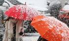 날씨예보 오늘밤 내일 곳곳 눈발 대설 기상특보…미세먼지 말썽