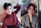 """'내 ID는 강남미인' 차은우, """"너무 잘생겨서 어떻게 같이 찍나 생각""""…임수향 부담감?"""