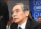 엔화환율, 일본은행-구로다 따라 내려갔다 올라갔다