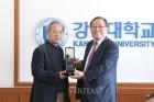 강남대 홍순석 교수, 대학발전기금 3500만원 기탁