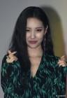"""[★현장톡]선미 """"원더걸스·박진영, '가시나' 앨범 응원…정말 고맙다"""""""