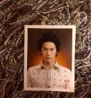 '보안관' 배정남, 과거 사진 공개 '예사롭지 않은 포스'