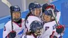 한국 남녀 아이스하키 세계 랭킹 10위권대 진입