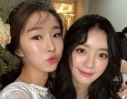 'TV소설 파도야 파도야' 달샤벳 조아영, 가은 결혼식 모습 공개