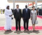 중국, 미국 관심 떨어진 아프리카와의 관계강화에 '심혈'