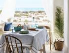 'HM홈' 이탈리아 해변 휴가 테마 컬렉션 선봬