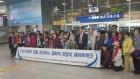 한국철도공사, 이산가족과 철원군서 DMZ-트레인타고 평화통일 염원