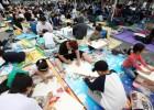 제8회 보령중앙시장상인회장배 어린이 그림그리기 대회 성료