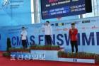 한국, 세계핀수영선수권 金2·銀1 획득