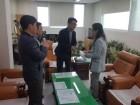 인천남동구 도시관리공단 암투병 직원 성금 모금 훈훈