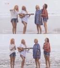 마마무 솔라 자작곡 '별 바람 꽃 태양' 공개…티저 영상 속 여유로운 멤버들