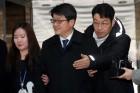 청주 출신 김진모 전 청와대 민정2비서관 구속