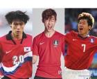 [포토태그] '20년만에 부활한 빨검' 한국 대표팀 유니폼의 역사는?