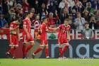 [뮌헨-레알] '킴미히·마르셀로 득점 공방' 양 팀, 1-1 접전전반 종료