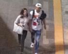 """구자욱, 배우 채수빈과 과거 길거리 데이트 사진 보니..""""의심스럽군"""""""
