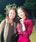 """김미숙, 성유리와 다정한 투샷 """"마치 모녀같이 닮은 모습이야"""""""