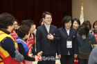 [지방선거-성동구]민주당, 정원오 구청장 '철옹성'...한국당, 정찬옥 前구의회 의장 출마 굳혀