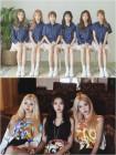 '엠카운트다운'서 에이프릴 '손을 잡아줘' 컴백 무대 최초공개! '가을 감성 물씬'