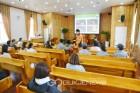태백소방서, 삼육 미래클 어린이집 학부모 소방안전교육