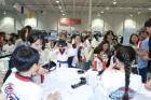 다양한 한국문화가 어우러진 총영사배 태권도 대회