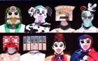 """복면가왕 달마대사-달마시안,세뱃돈소녀-학가이,자개아가씨-병풍맨,동방불패-아수라백작 """"집시여인 붙자"""""""