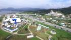 이 땅에 평화를...낙동강 세계평화 대축전 개막