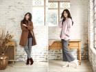 한효주, 특유의 청순+러블리 매력 과시한 패션화보 공개..여자친구룩 완성