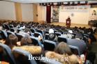 박세복 영동군수, U1대학교 학생들과 소통