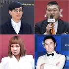 유재석, 6년 연속 올해를 빛낸 개그맨 1위..2위 강호동-3위 박나래-4위 신동엽