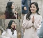 '황금빛 내 인생' 이다인, '꽃미소 폭발' 촬영 현장 공개..안구정화 비하인드컷