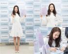 '아시아 뷰티퀸' 송지효, 팬사인회 현장 공개..'완판녀'다운 독보적 미모+피부